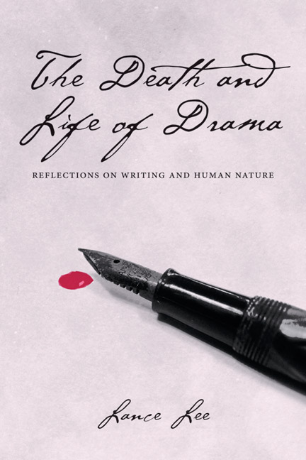 Cover of The Death and Life of Drama