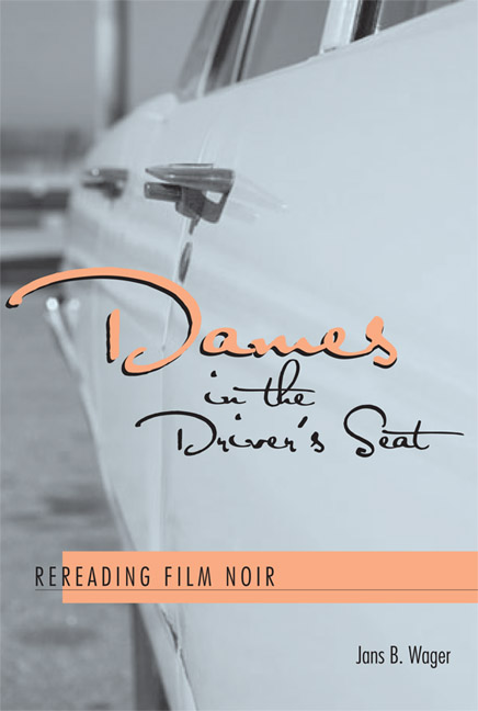 Cover of Dames in the Driver's Seat
