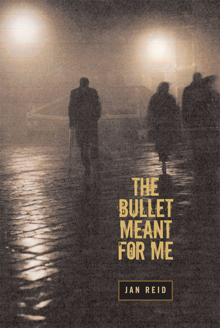 Cover of The Bullet Meant for Me