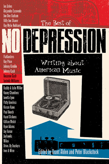 Cover of The Best of No Depression