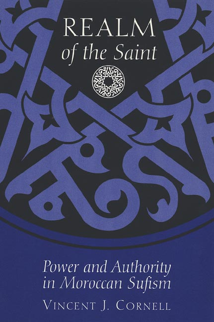 Cover of Realm of the Saint