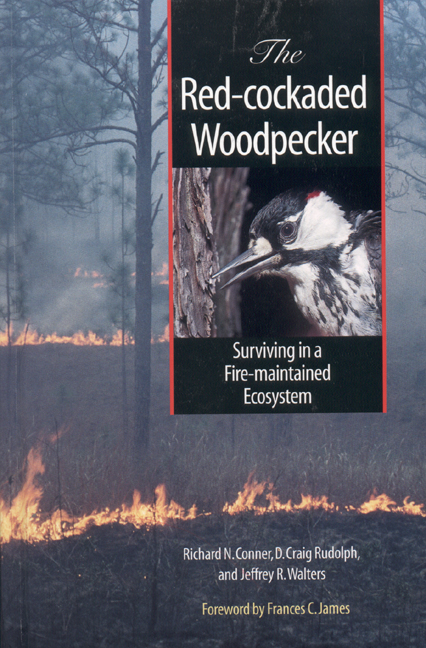 Cover of The Red-cockaded Woodpecker
