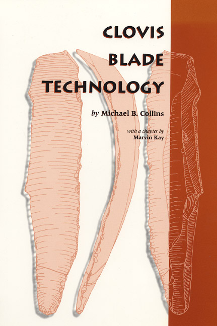 Cover of Clovis Blade Technology