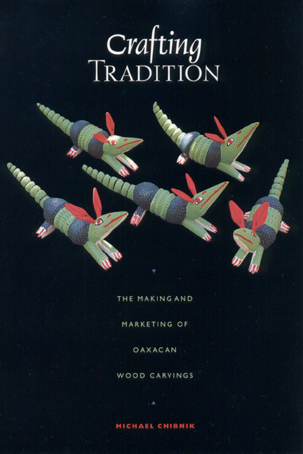 Cover of Crafting Tradition