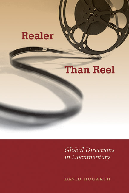 Cover of Realer Than Reel