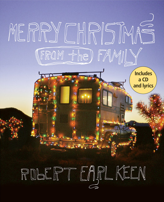 Cover of Merry Christmas from the Family