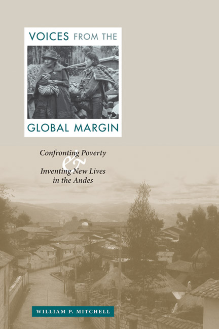 Cover of Voices from the Global Margin