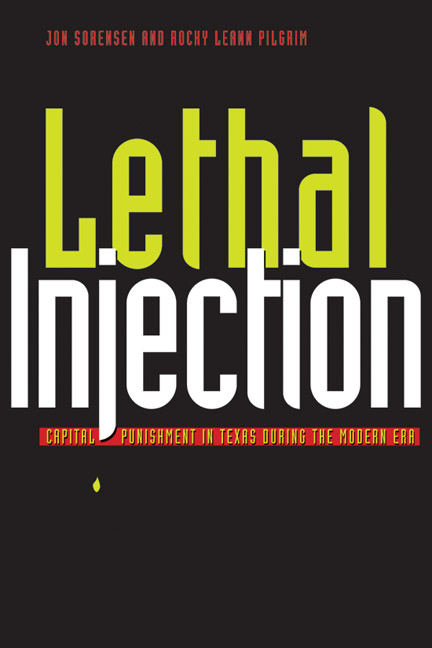 Cover of Lethal Injection