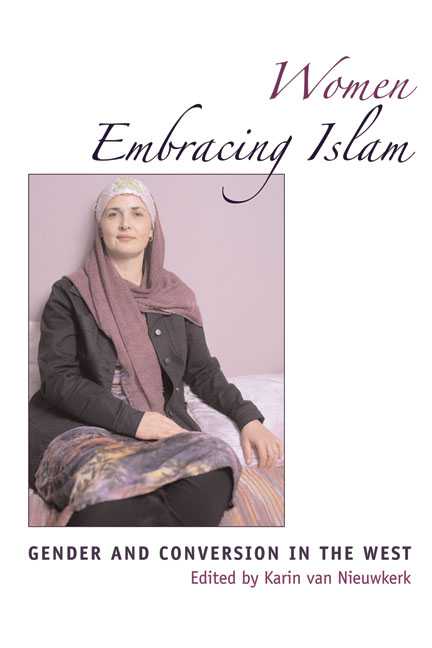 Cover of Women Embracing Islam