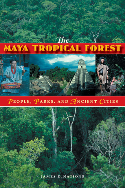 Cover of The Maya Tropical Forest