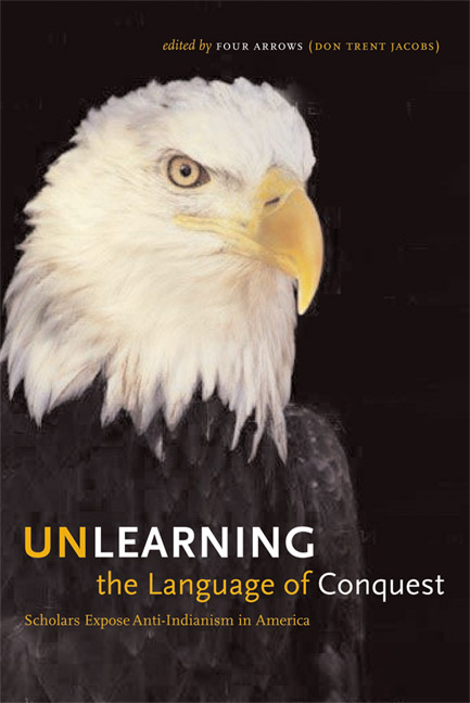 Cover of Unlearning the Language of Conquest