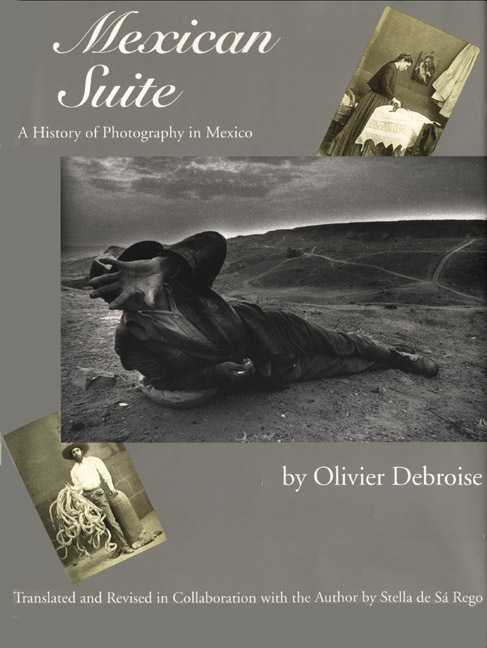 Cover of Mexican Suite