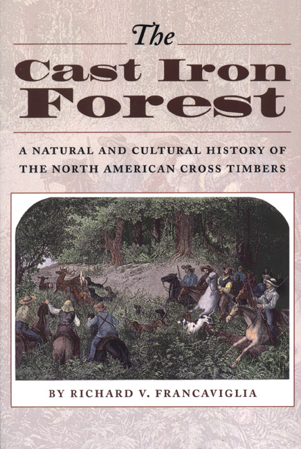 Cover of The Cast Iron Forest