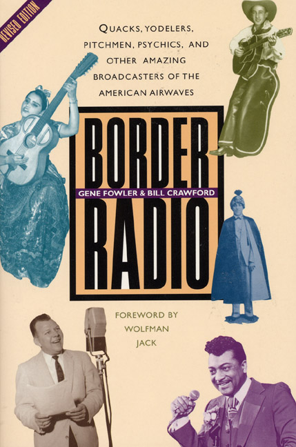 Cover of Border Radio