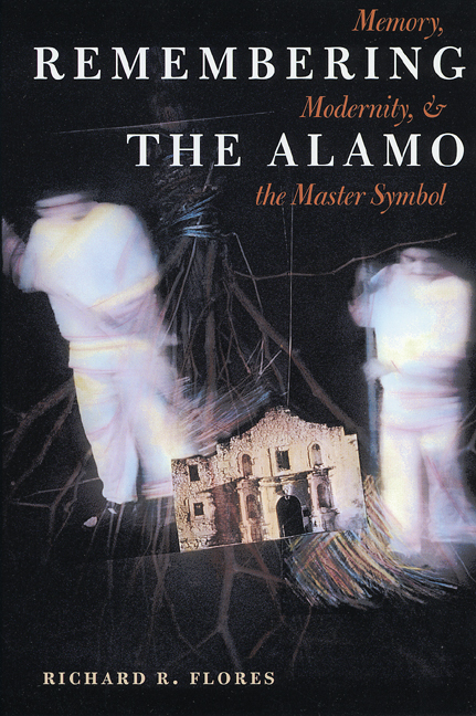 Cover of Remembering the Alamo