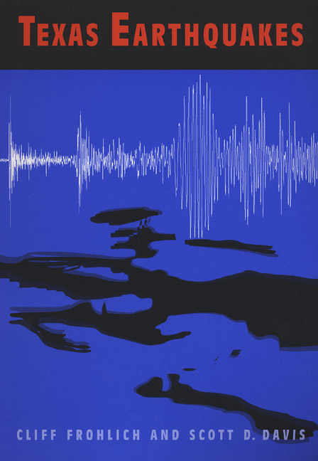 Cover of Texas Earthquakes