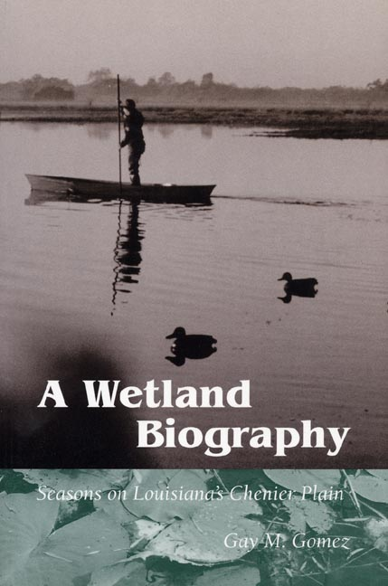 Cover of A Wetland Biography