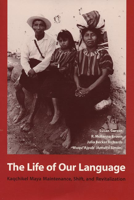 Cover of The Life of Our Language