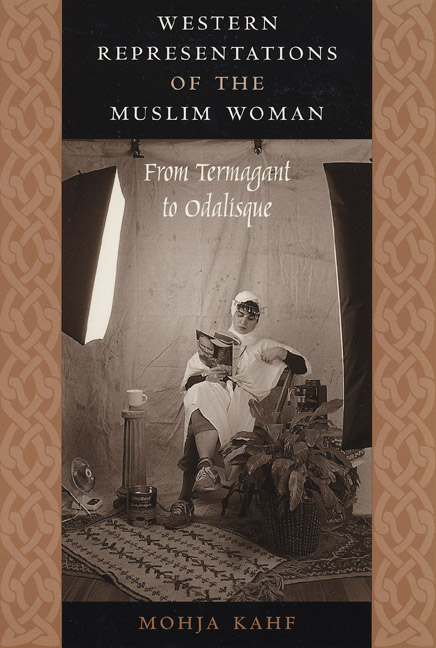 Cover of Western Representations of the Muslim Woman