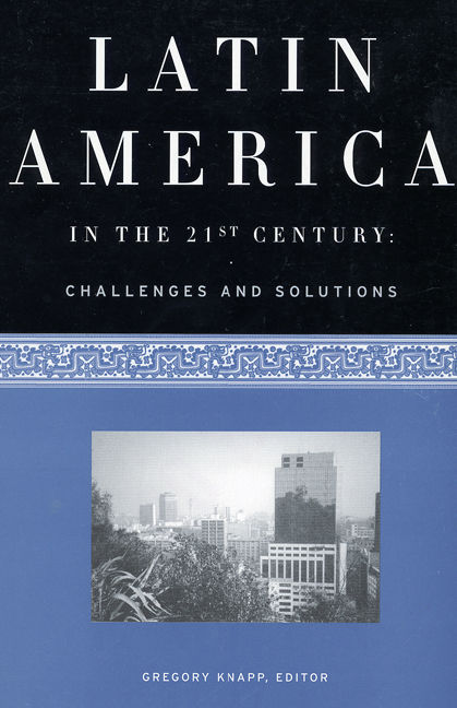 Cover of Latin America in the Twenty-First Century