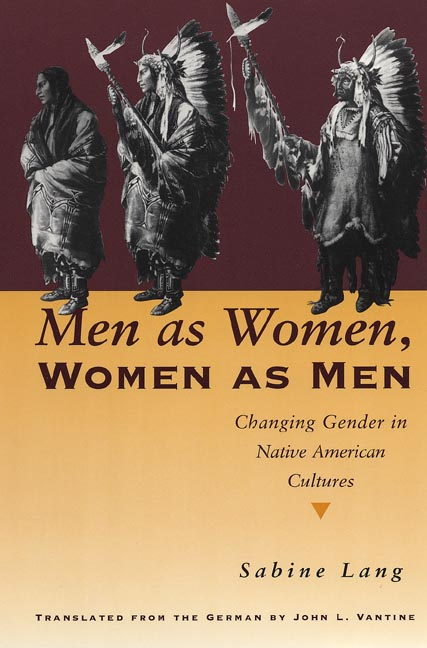 Cover of Men as Women, Women as Men