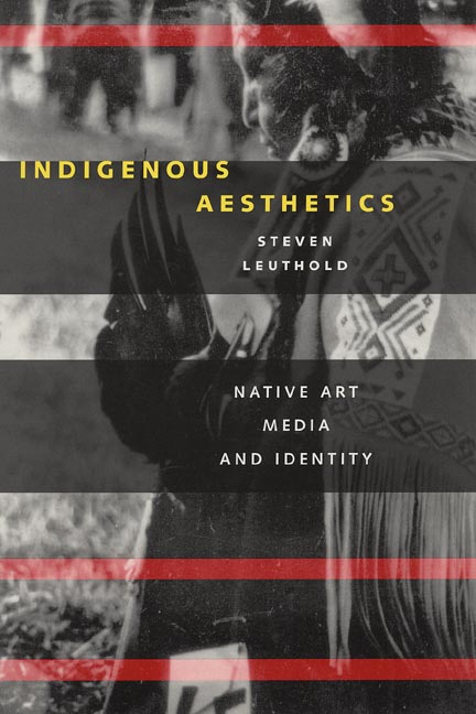 Cover of Indigenous Aesthetics