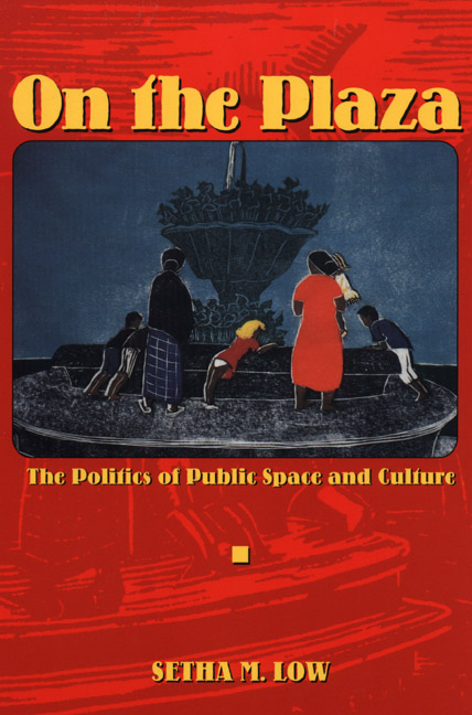 Cover of On the Plaza