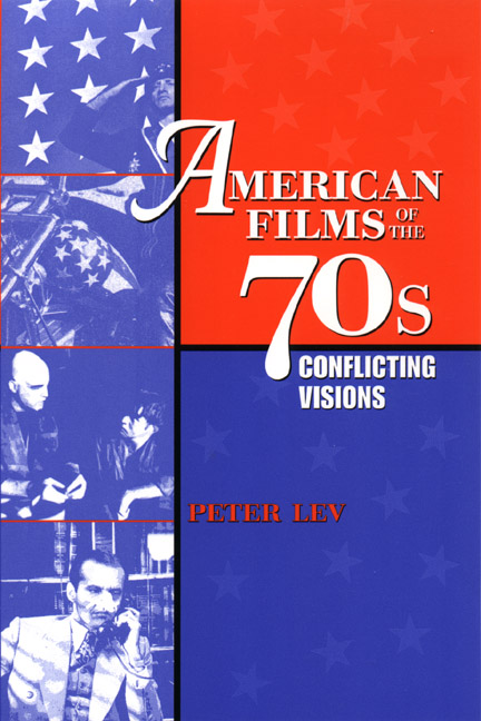 Cover of American Films of the 70s