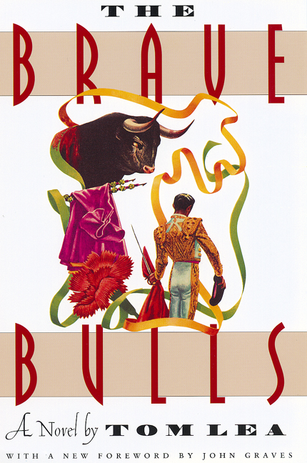Cover of The Brave Bulls