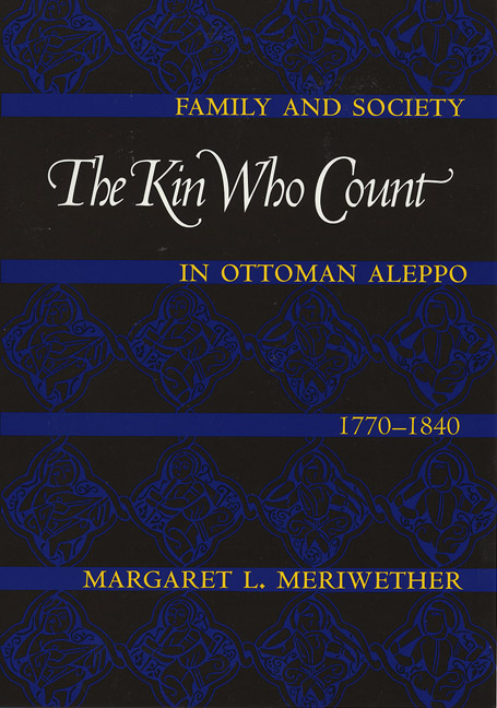 Cover of The Kin Who Count