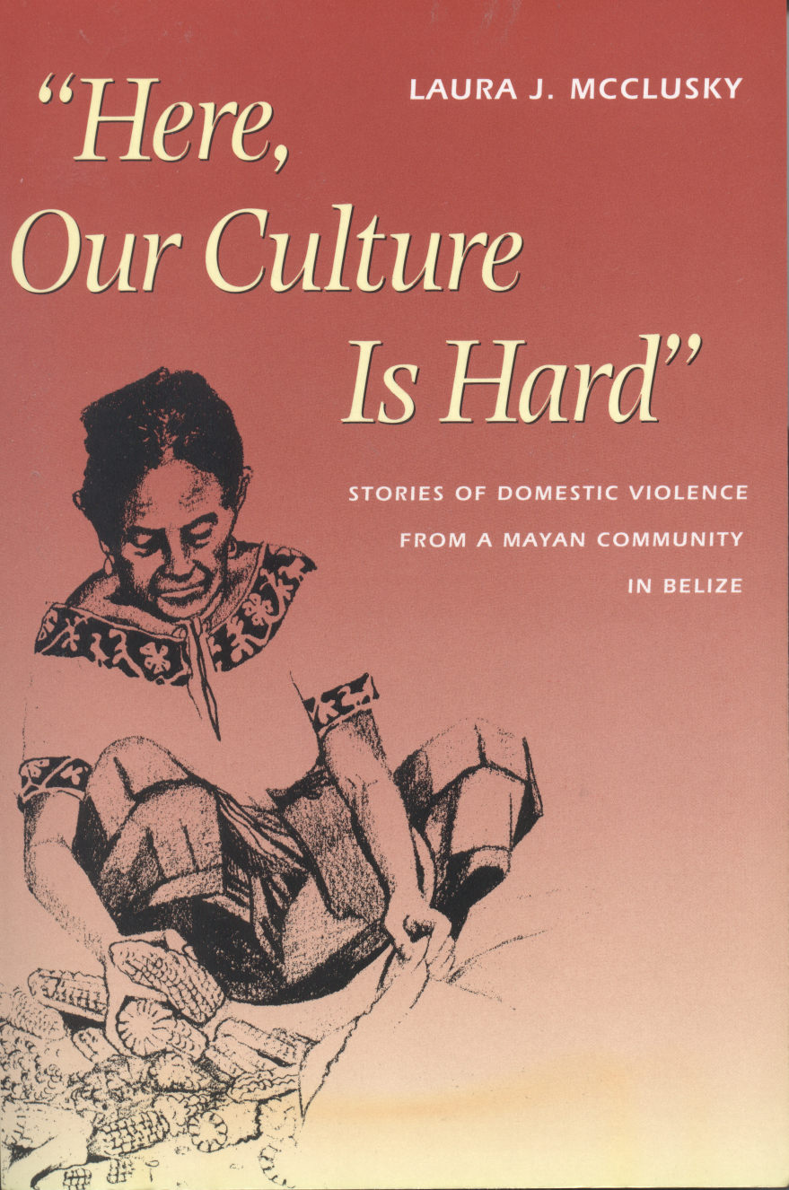 "Cover of ""Here, Our Culture Is Hard"""