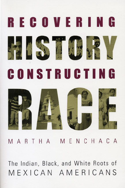 Cover of Recovering History, Constructing Race