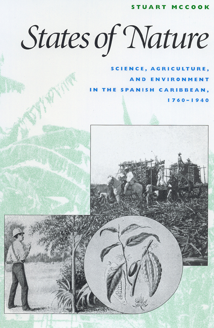 Cover of States of Nature