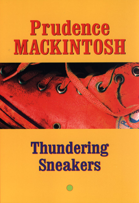 Cover of Thundering Sneakers