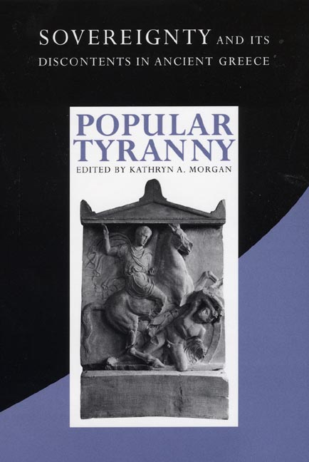 Cover of Popular Tyranny