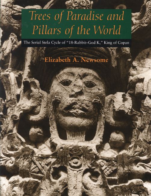 Cover of Trees of Paradise and Pillars of the World