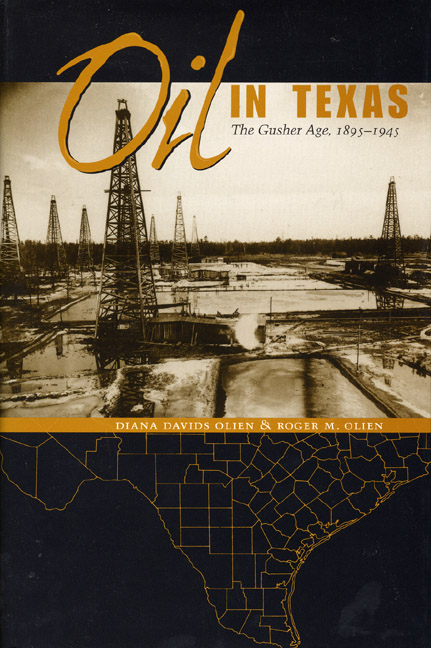 Cover of Oil in Texas