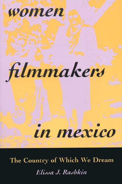 Cover of Women Filmmakers in Mexico