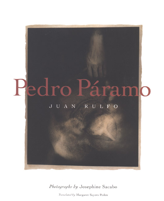 Cover of Pedro Páramo