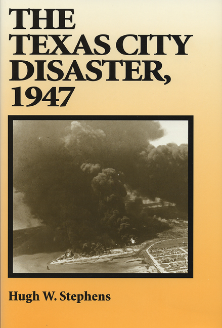 Cover of The Texas City Disaster, 1947