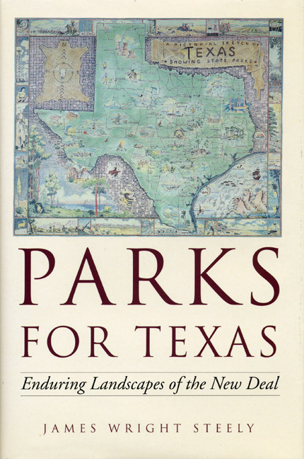 Cover of Parks for Texas