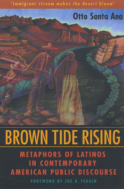 Cover of Brown Tide Rising