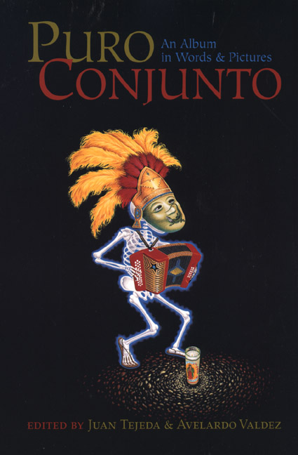 Cover of ¡Puro Conjunto!