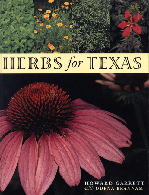 Cover of Herbs for Texas
