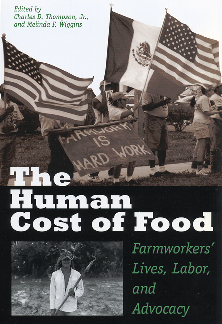Cover of The Human Cost of Food