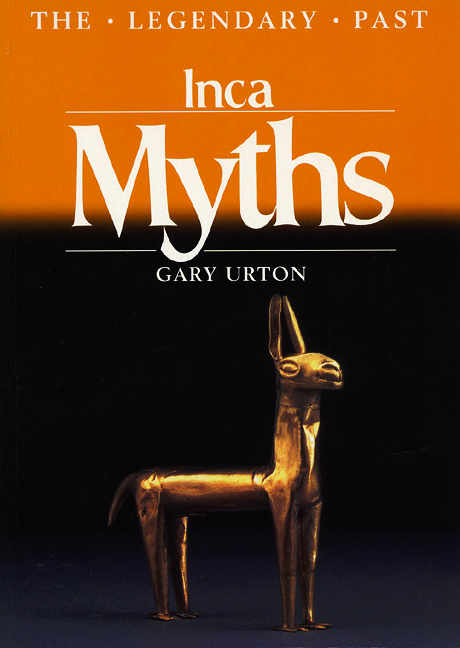 Cover of Inca Myths
