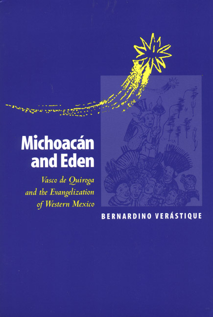 Cover of Michoacán and Eden
