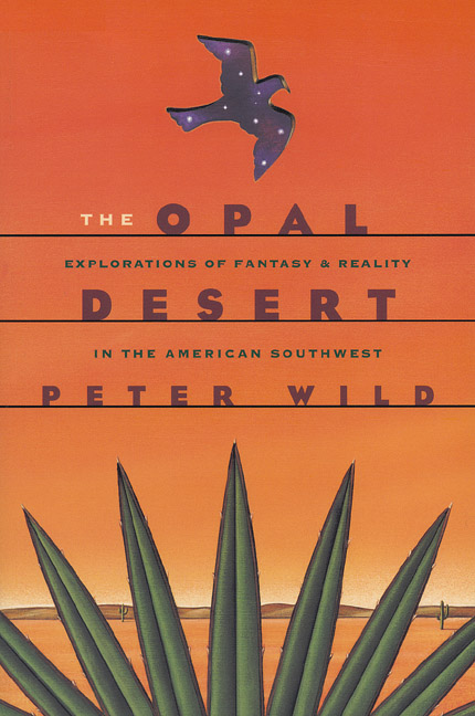 Cover of The Opal Desert