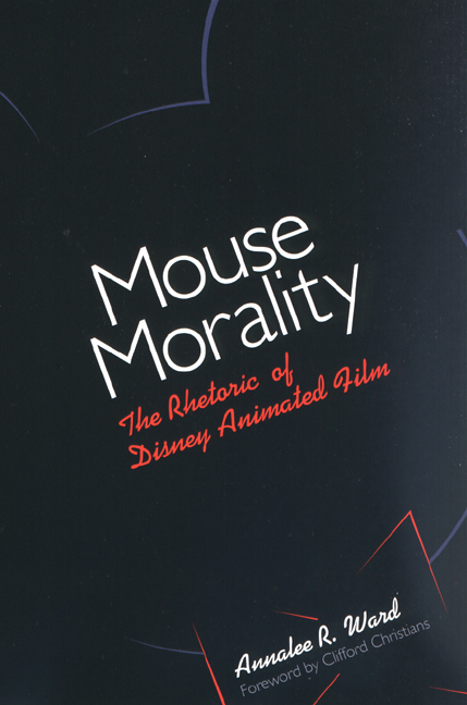 Cover of Mouse Morality
