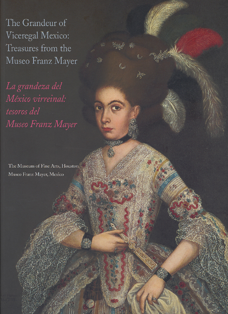 Cover of The Grandeur of Viceregal Mexico